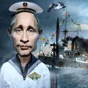 Путин с Космоса - ничего удивительного